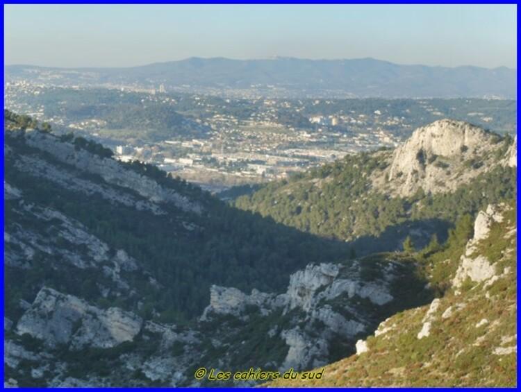 Le mont Lantin