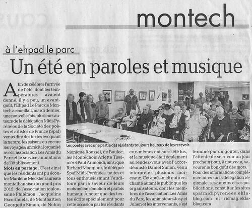 MOISSON D'ARTICLES