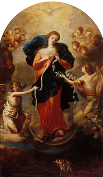 Mary, Untier of Knots by Schmidtner.png