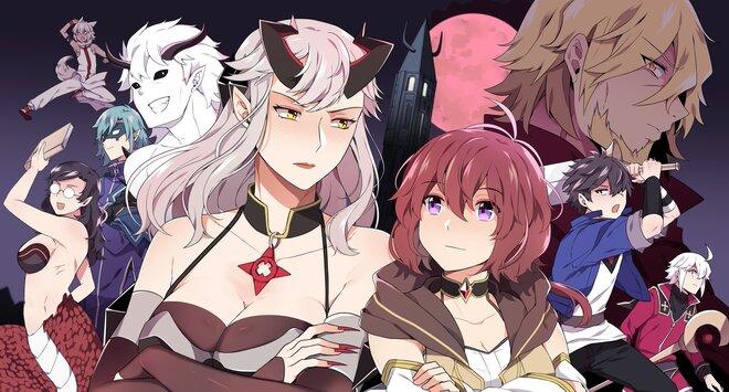 Mage & Demon Queen 02x01