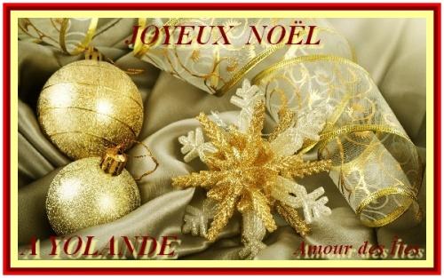 Vos Cadeaux de Noêl