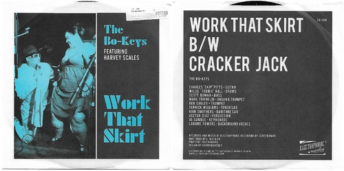 The Bo-Keys Featuring Harvey Scales