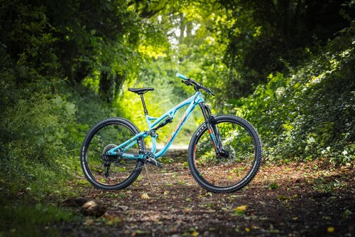 Guide to Choosing Your First Full Suspension Bike