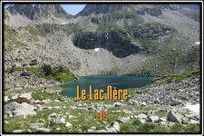 Le lac Nère dans les Pyrénées