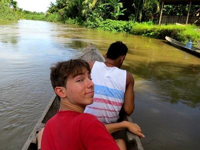10 Juillet 2014 - Siberut - En route vers les Mentawaï