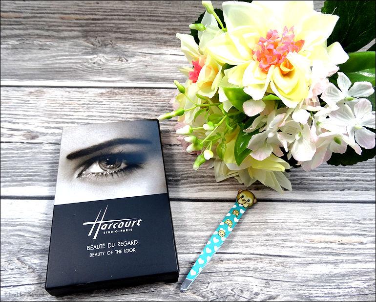 Des sourcils de star avec les studio Harcourt (promo)