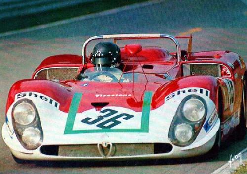 Alfa Romeo Le Mans (1968-1973)