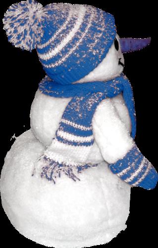 Bonhommes de Neige Série 8