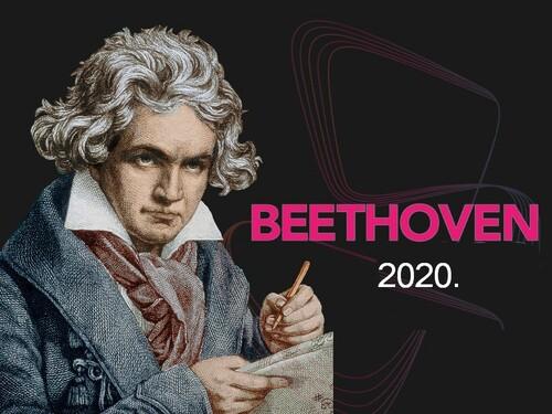 250e anniversaire de la naissance de Beethoven...