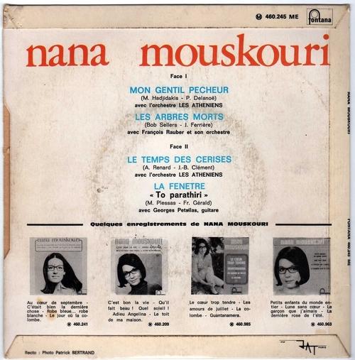 Nana Mouskouri - Le Temps Des Cerises 02
