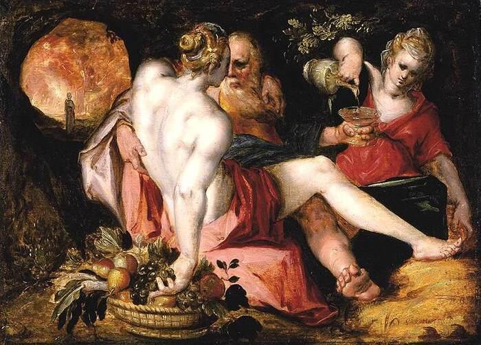 Sodome & Gomorrhe...Son Énigme & Sa Destruction...