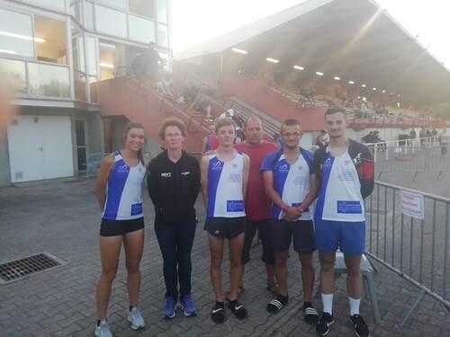 Championnats d'occitanie trail et femina run