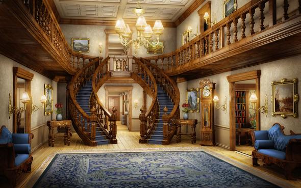 """Résultat de recherche d'images pour """"anime background living room fantasy"""""""