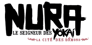 Nura : Le seigneur des Yokai en DVD