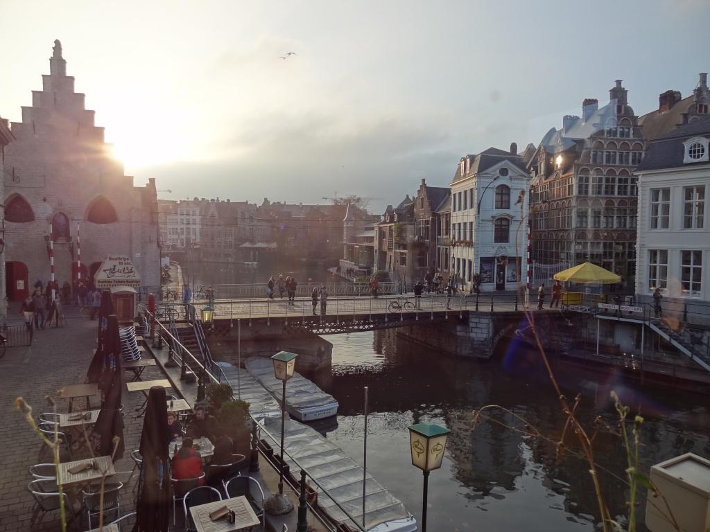 Gand, Belgique!