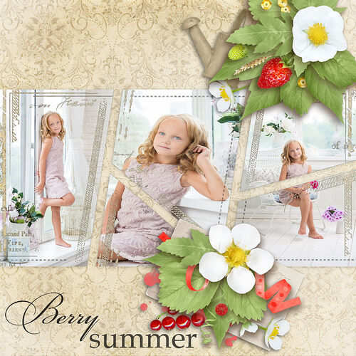 Summer Delicacy by dentelle scrap
