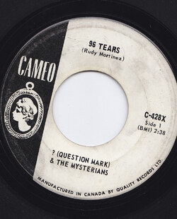 Question Mark & The Mysterians : 96 Tears (1966)