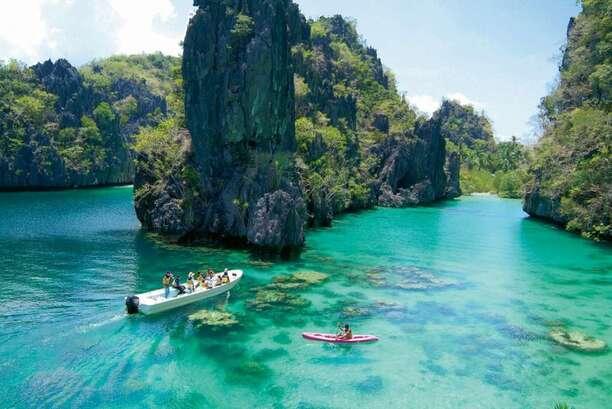 Visite Des Philippines...Oriental Mindoro...White Sand Beach...