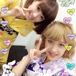 Sur le blog de Natsuyaki Miyabi (24.08.2014)