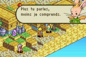 Final Fantasy Tactic Advance - Chapitre 2 - Arriver a Ivalice