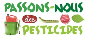 Dire stop aux pesticides...