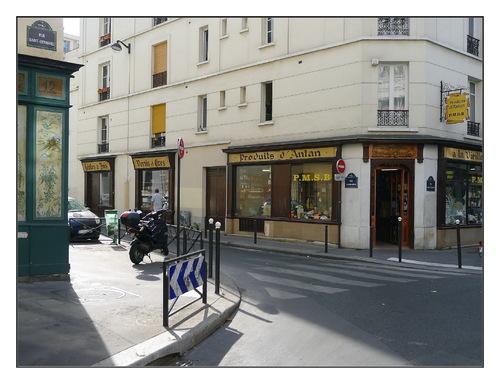 Rue du Dahomey … c'est pas bénin !