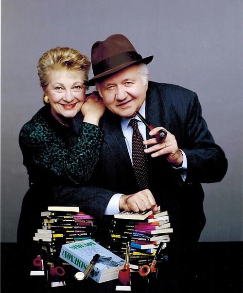 Louise et Jules Maigret alias  Anick et Jean Richard