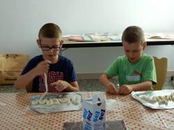 Activité pâte à sel pour les enfants