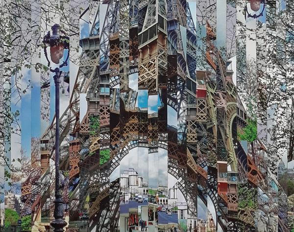 L'exposition Serge Mendjisky à l'Orangerie du Sénat