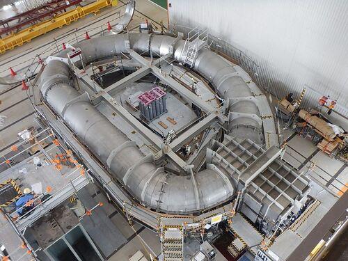 Où en este réacteur ITER.
