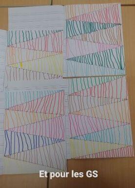 [graphisme] les traits verticaux