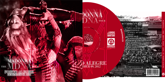The MDNA Tour - Audio Live in Porto Alegre