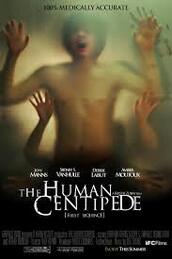 * The human centiped