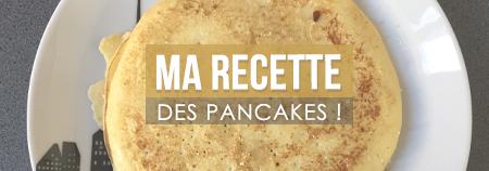 Des délicieux pancakes à l'américaine !