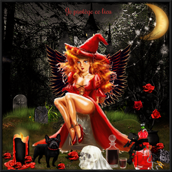 Halloween, vampire protège lieu code inclu