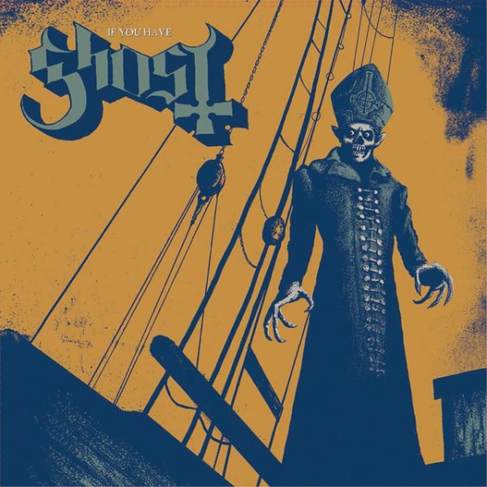 Ghost - If You Have Ghost (2013)