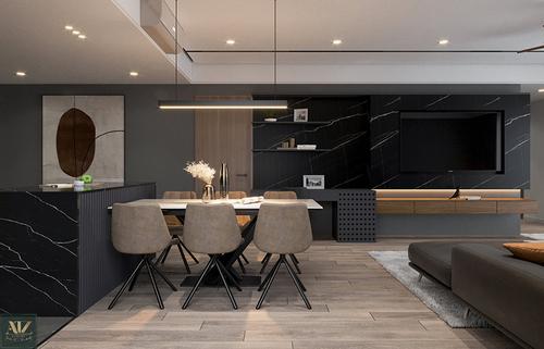Top 3 mẫu thiết kế nội thất chung cư đẹp nhất tại Sunshine City