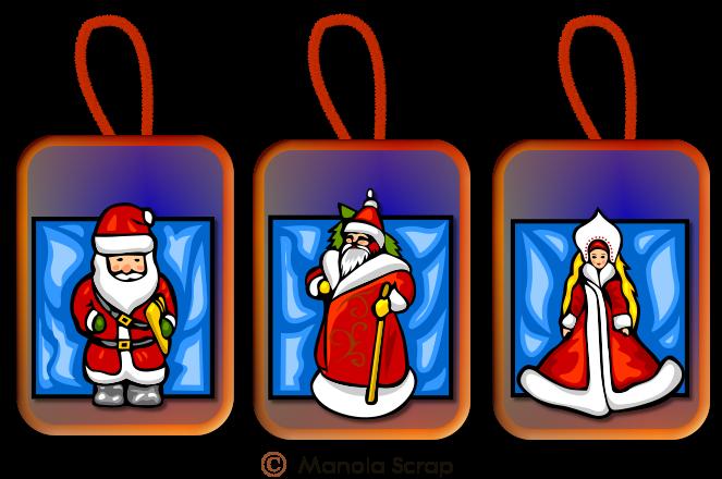 Plaques de Noël 1