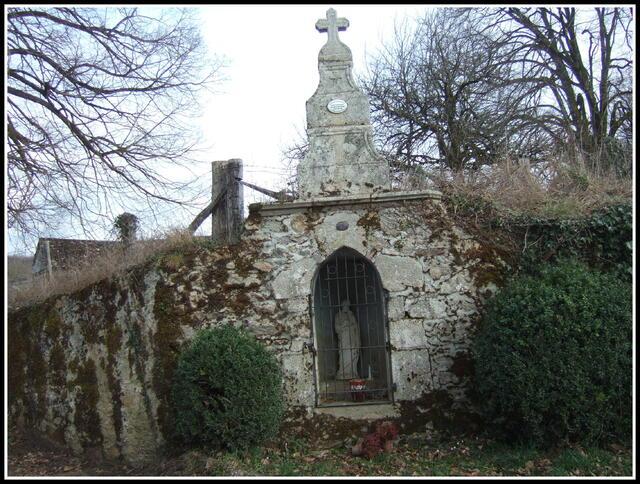 Vers Saint-Paul d'Eyjeaux...en Limousin...