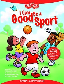 I Can Be a Good Sport (story and activity book)