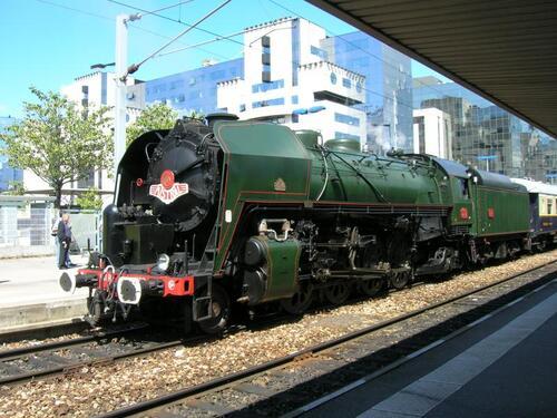 141 R MIKADO ligne Lyon Grenoble , Chambery.