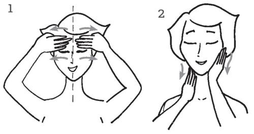 1-Belle sans maquillage