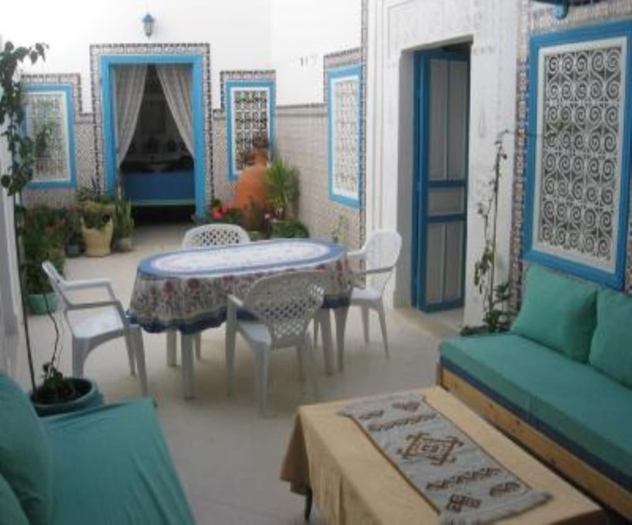 La belle tunisie section fran aise d 39 astana for Decoration maison normande traditionnelle