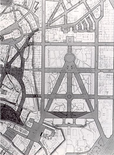 3. 3. L'enceinte de Bruxelles du 13ème siècle