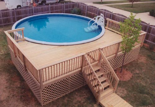 Deck Layout Tips to Change your Swimming pool