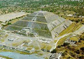 Mystérieuses pyramides ...