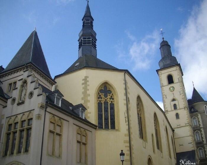 La ville de Luxembourg