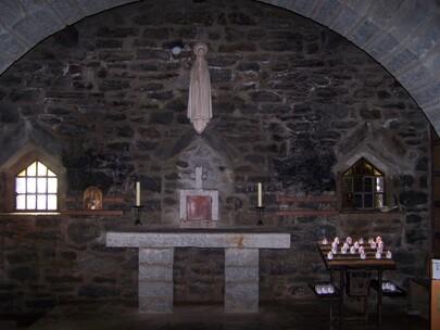 Chapelle Notre Dame de l'Iseran