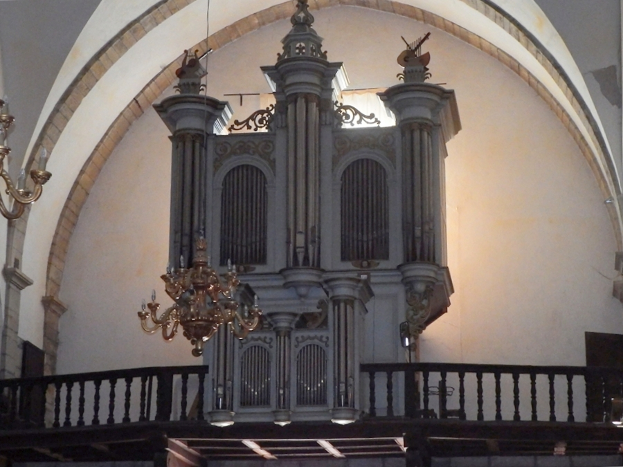 L'Eglise de Saint Geniez sur Olt
