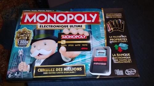 Monopoly électronique!